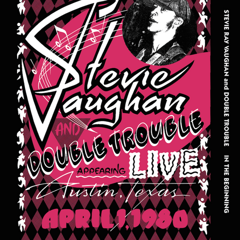<b>Stevie Ray Vaughan And Double Trouble </b><br><i>In The Beginning</i>