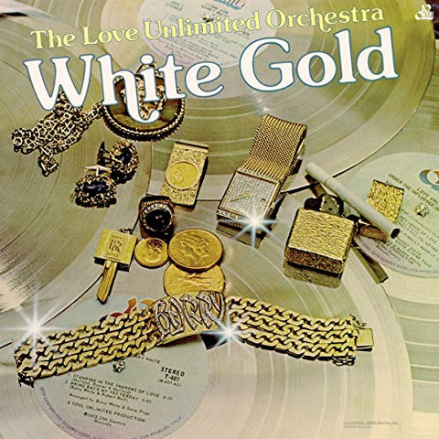 <b>The Love Unlimited Orchestra </b><br><i>White Gold</i>