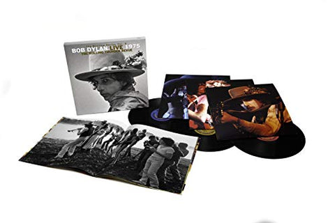 <b>Bob Dylan </b><br><i>Bootleg Series Vol. 5 - Live 1975 Rolling Thunder Revue [3LP Box Set]</i>