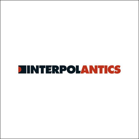 <b>Interpol </b><br><i>Antics [White Vinyl]</i>