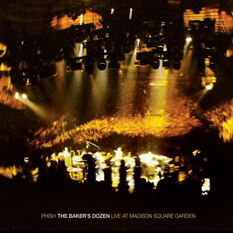 <b>Phish </b><br><i>The Baker's Dozen Live At Madison Square Garden </i><br>Release Date : 11/30/2018
