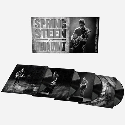 <b>Bruce Springsteen </b><br><i>Springsteen On Broadway [4LP]</i>