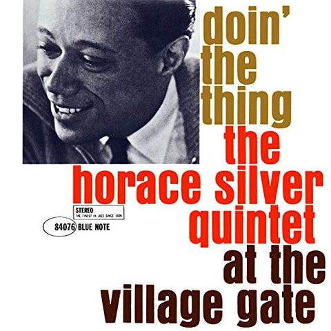 <b>The Horace Silver Quintet </b><br><i>Doin' The Thing - At The Village Gate [Blue Note 80th Anniversary Series]</i>