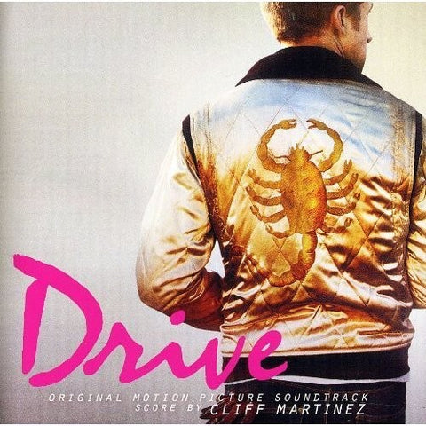 <b>Cliff Martinez </b><br><i>Drive (Original Motion Picture Soundtrack)</i>