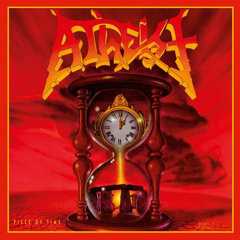 <b>Atheist </b><br><i>Piece Of Time [Blue Vinyl]</i>