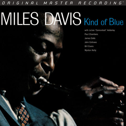 <b>Miles Davis </b><br><i>Kind Of Blue [2LP, 45 RPM] [STRICT LIMIT 1 PER CUSTOMER] [UPS GROUND IS HIGHLY RECOMMENDED RIGHT NOW, USPS MAY TAKE 3-5 WEEKS TO DELIVER]</i>