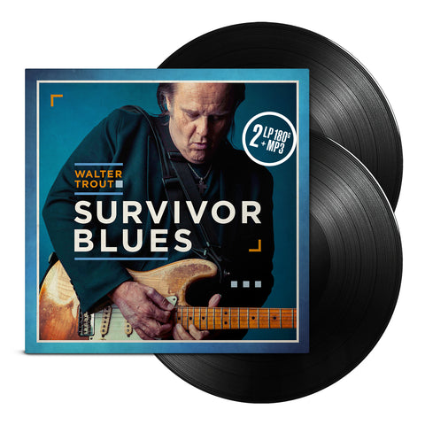 <b>Walter Trout </b><br><i>Survivor Blues</i>
