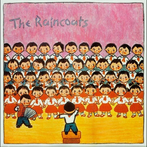 <b>The Raincoats </b><br><i>The Raincoats [Colored Vinyl]</i>