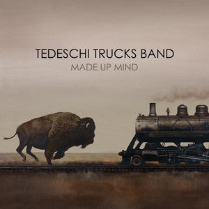 <b>Tedeschi Trucks Band </b><br><i>Made Up Mind</i>