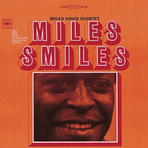 <b>The Miles Davis Quintet </b><br><i>Miles Smiles</i>