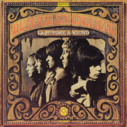 <b>Buffalo Springfield </b><br><i>Last Time Round [180-gram Black Vinyl] [Rhino Summer Of 69 Exclusive]</i>