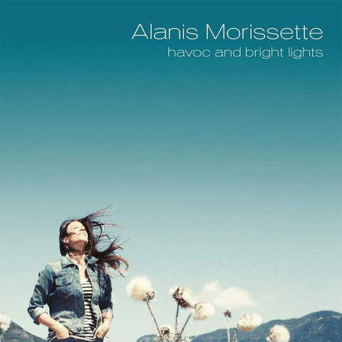 <b>Alanis Morissette </b><br><i>Havoc And Bright Lights [Import] [Turquoise Colored Vinyl]</i>