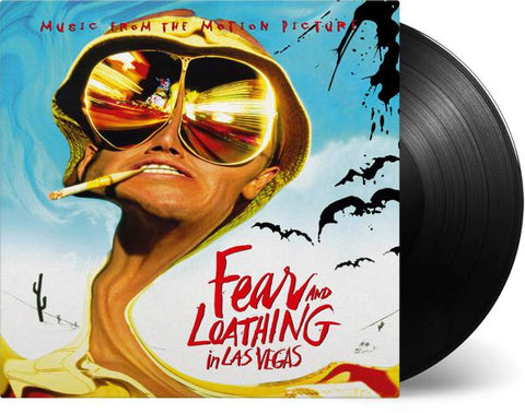 <b>Various </b><br><i>Fear And Loathing In Las Vegas (Music From The Motion Picture) [Import]</i>