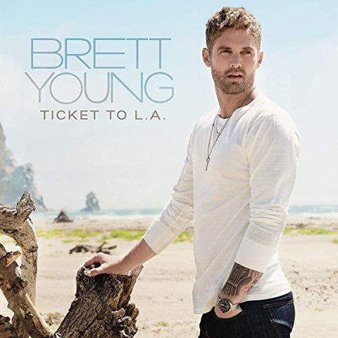 <b>Brett Young </b><br><i>Ticket To L.A.</i>