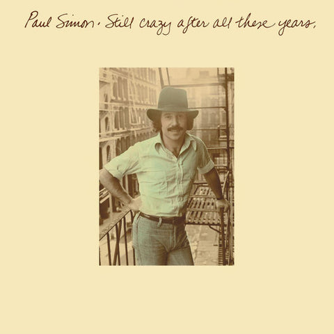 <b>Paul Simon </b><br><i>Still Crazy After All These Years</i>