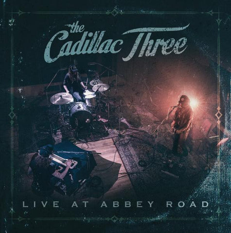 <b>The Cadillac Three </b><br><i>Live At Abbey Road</i>