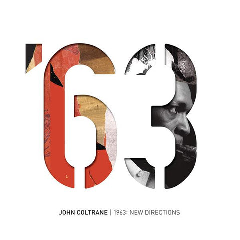 <b>John Coltrane </b><br><i>1963: New Directions [5LP Box Set]</i>