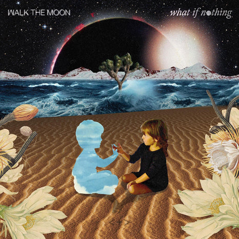 <b>Walk The Moon </b><br><i>What If Nothing [180g Vinyl/ 1 Lp Translucent Purple/ 1 Lp Opaque White Vinyl/ Includes Download]</i>