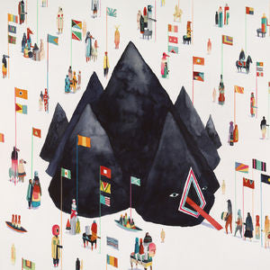 <b>Young The Giant </b><br><i>Home Of The Strange</i>