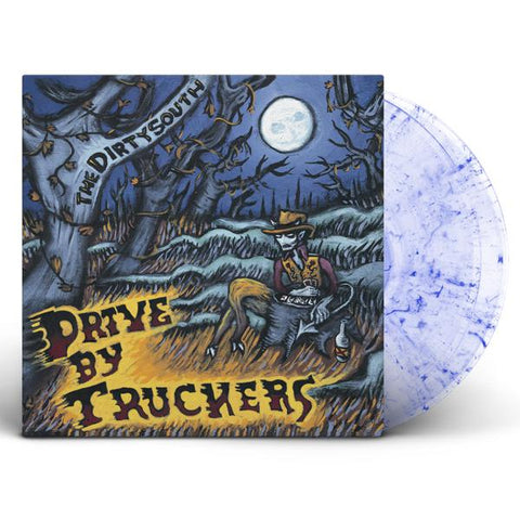 <b>Drive-By Truckers </b><br><i>The Dirty South [Clear w/ Blue Splatter Vinyl]</i>