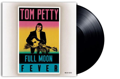 <b>Tom Petty </b><br><i>Full Moon Fever</i>