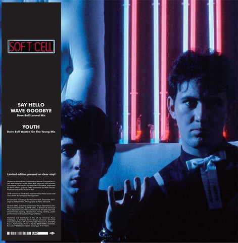 <b>Soft Cell </b><br><i>Say Hello Wave Goodbye / Youth Reimagined</i>