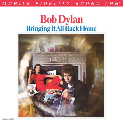 <b>Bob Dylan </b><br><i>Bringing It All Back Home [SACD] [Mono]</i>