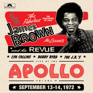 <b>James Brown Revue </b><br><i>Live At The Apollo 1972</i>