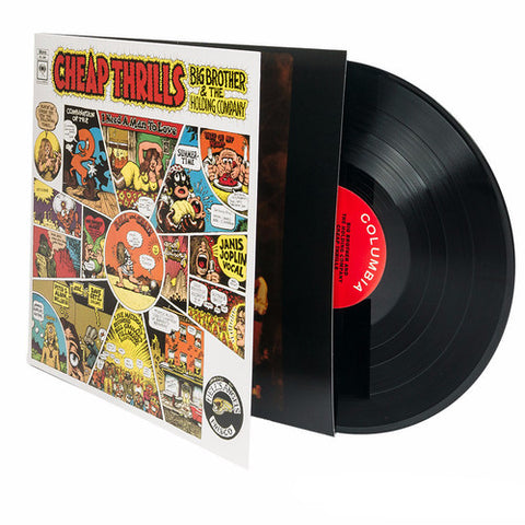 <b>Big Brother & The Holding Company </b><br><i>Cheap Thrills</i>
