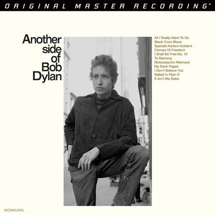 <b>Bob Dylan </b><br><i>Another Side Of Bob Dylan [Mono]</i>