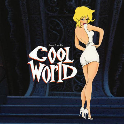 <b>Various, David Bowie </b><br><i>Songs From The Cool World (Music From And Inspired By The Motion Picture)</i>