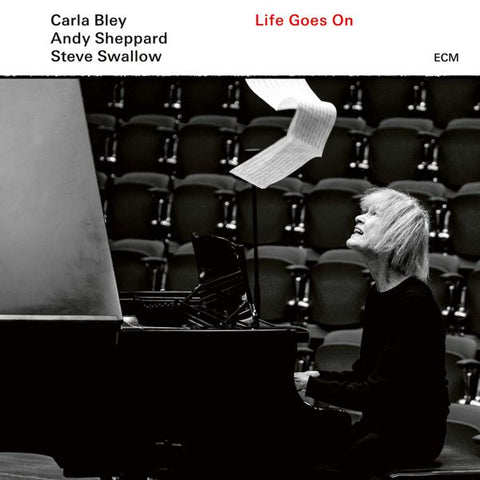 <b>Carla Bley / Andy Sheppard / Steve Swallow </b><br><i>Life Goes On</i>