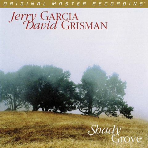 <b>Jerry Garcia / David Grisman </b><br><i>Shady Grove</i>