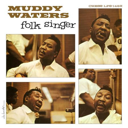 <b>Muddy Waters </b><br><i>Folk Singer [2LP, 45 RPM]</i>