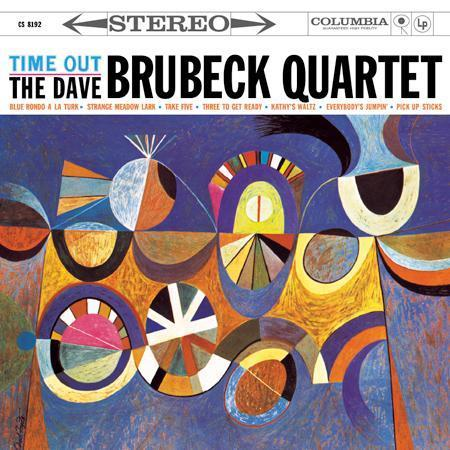 <b>The Dave Brubeck Quartet </b><br><i>Time Out</i>