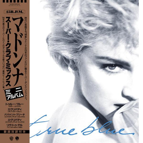 <b>Madonna </b><br><i>True Blue (Super Club Mix)</i>