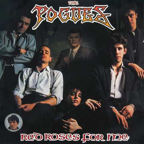 <b>The Pogues </b><br><i>Red Roses For Me</i>