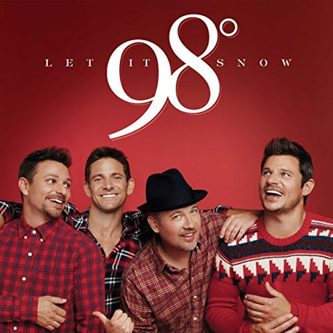 <b>98 Degrees </b><br><i>Let It Snow</i>