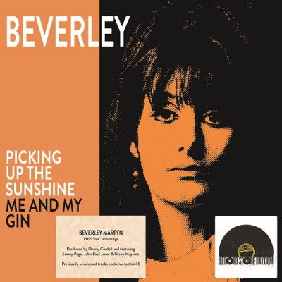 <b>Beverley Martyn </b><br><i>Picking Up The Sunshine</i>