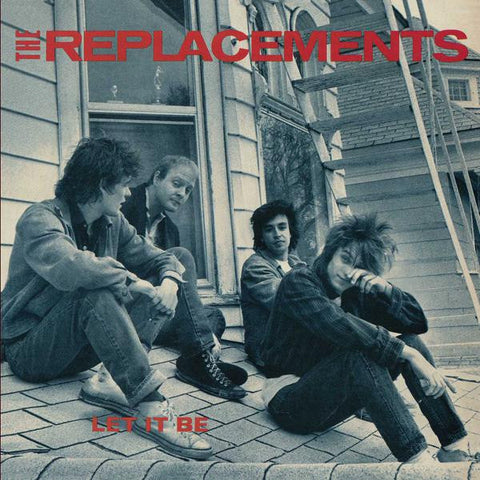<b>The Replacements </b><br><i>Let It Be</i>