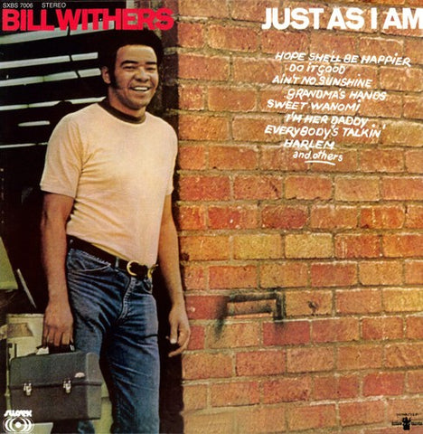 <b>Bill Withers </b><br><i>Just As I Am</i>