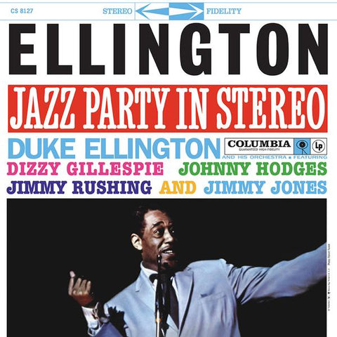 <b>Duke Ellington And His Orchestra </b><br><i>Ellington Jazz Party</i>