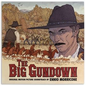 <b>Ennio Morricone </b><br><i>The Big Gundown (Original Motion Picture Soundtrack)</i>