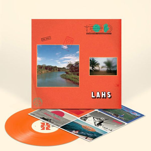 <b>Allah-Las </b><br><i>LAHS [Translucent Orange Vinyl]</i>