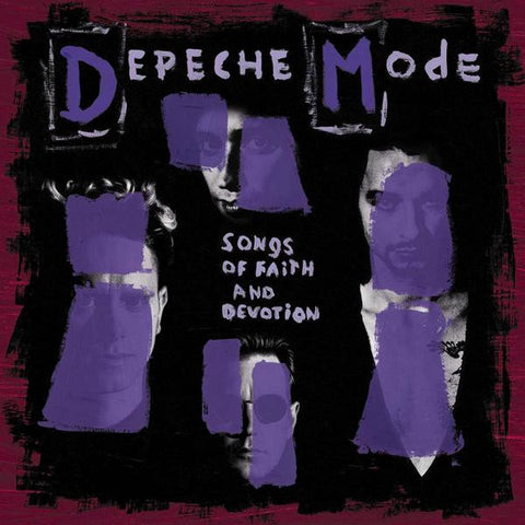 <b>Depeche Mode </b><br><i>Songs Of Faith And Devotion</i>