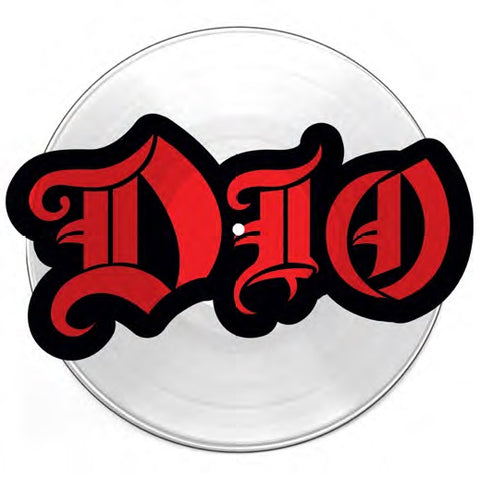 <b>Dio </b><br><i>Holy Diver Live / Electra [Die Cut Logo Picture Disc]</i>