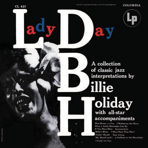 <b>Billie Holiday </b><br><i>Lady Day</i>
