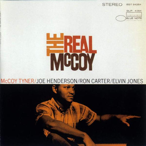 <b>McCoy Tyner </b><br><i>The Real McCoy [Blue Note Classic Vinyl Series]</i>