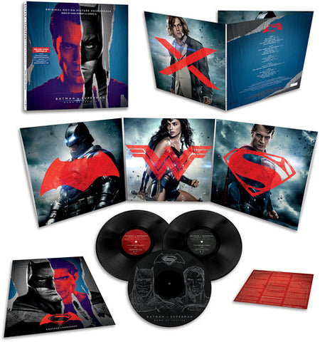 <b>Hans Zimmer </b><br><i>Batman v Superman</i>