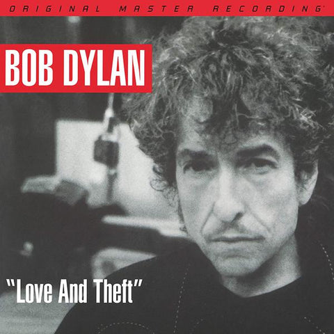 <b>Bob Dylan </b><br><i>Love And Theft</i>